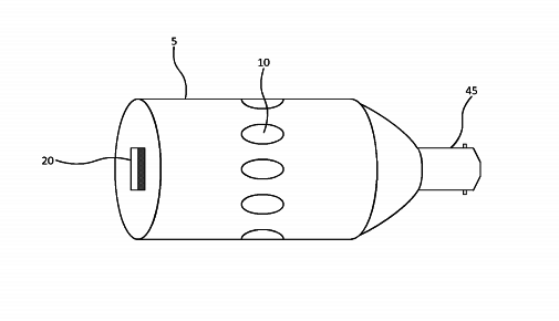 Light-bulb adaptor with built-in LED to allow USB charging from standard light sockets without losing ability to provide illumination.